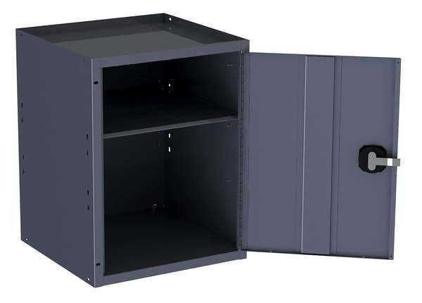 LOCKABLE STORAGE CABINET - DEEP