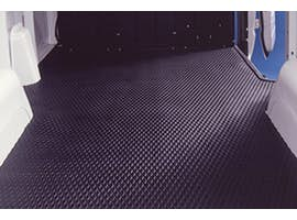RUBBER CARGO FLOOR MAT - GM FULL-SIZE VAN