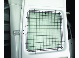 WINDOW SCREENS - GM FULL-SIZE VANS, SIDE DOORS HINGED