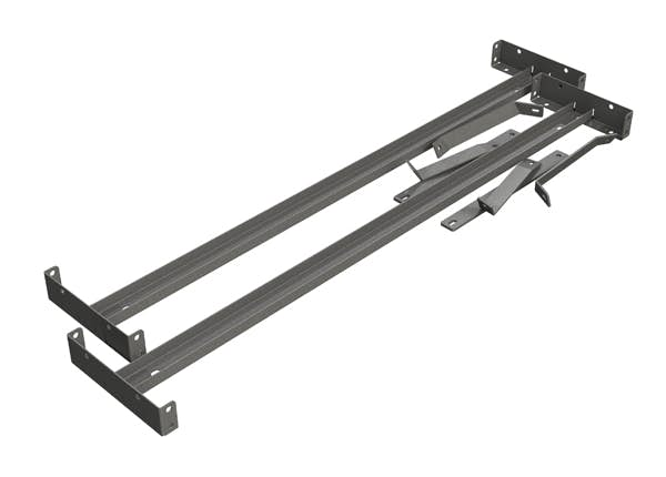FLOOR ATTACHMENT (LEFT & RIGHT) - Chevy City Express