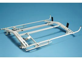 "LOCKING LADDER RACK UPGRADE FOR STEP/COMBINATION LADDERS - TRANSIT CONNECT G2 (106""WB)"