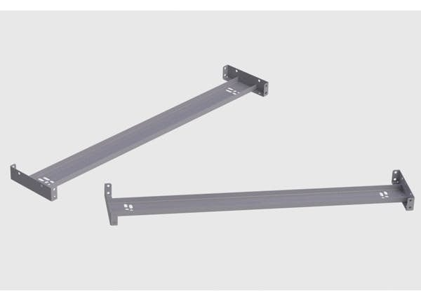 FLOOR ATTACHMENT (LEFT & RIGHT) - RAM ProMaster City