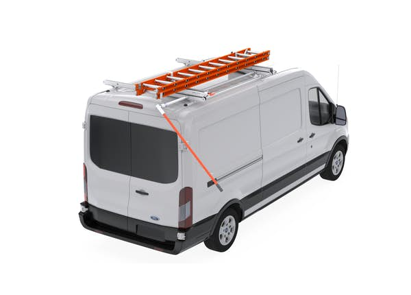 UPLYFT SINGLE LADDER RACK STANDARD SLIDE-DOWN - Ford Transit Low Roof